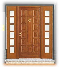 стальная дверь с боковыми фрамугами производитель